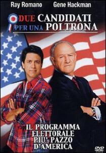 Due candidati per una poltrona di Donald Petrie - DVD
