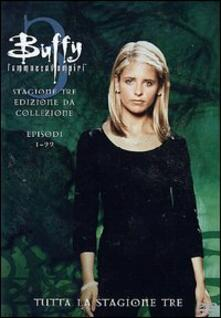 Buffy, l'ammazzavampiri. Stagione 3 (6 DVD) - DVD