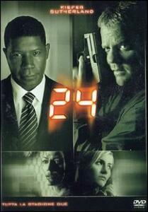 24. Stagione 2 (7 DVD) - DVD