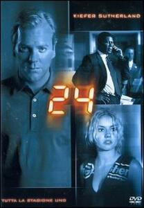 24. Stagione 1 (6 DVD) - DVD