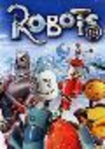 Robots (con videogioco)<span>.</span> Gift Pack di Chris Wedge,Carlos Saldanha - DVD