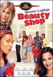 Beauty Shop di Billie Woodruff - DVD