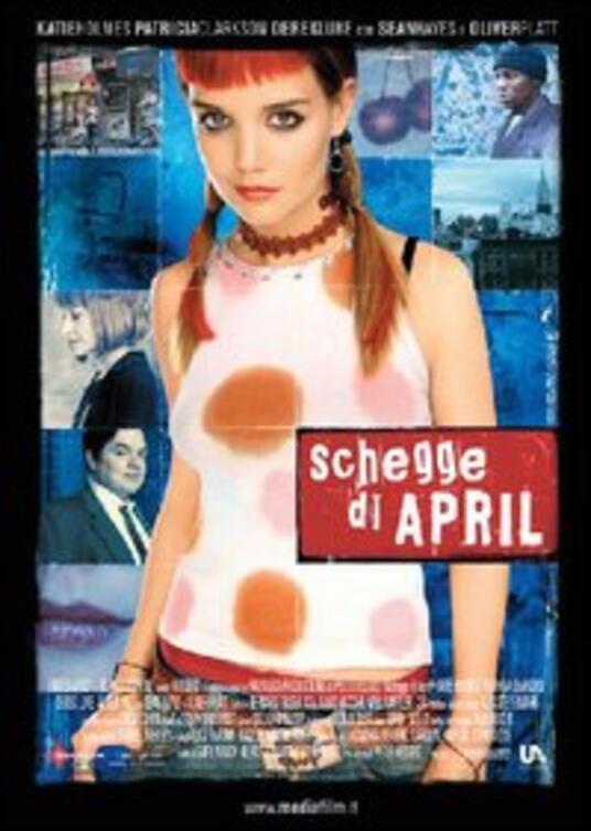 Schegge di April di Peter Hedges - DVD