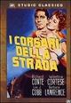 Cover Dvd DVD I corsari della strada