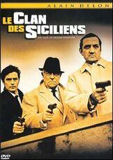 Film Il clan dei siciliani Henri Verneuil