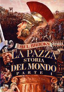 La pazza storia del mondo di Mel Brooks - DVD
