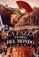 Cover Dvd La pazza storia del mondo