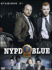 Locandina NYPD Blue - Stagione 1