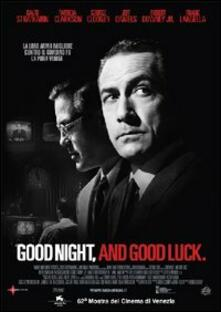 Good Night, and Good Luck (2 DVD) di George Clooney - DVD