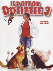 Il dottor Dolittle 3 di Rich Thorne - DVD