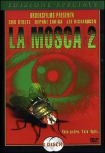 La mosca 2 (2 DVD)<span>.</span> Special Edition di Chris Walas - DVD