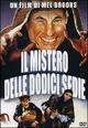 Cover Dvd DVD Il mistero delle dodici sedie
