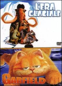 L' era glaciale - Garfield (2 DVD) di Peter Hewitt,Chris Wedge