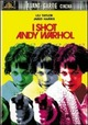 Cover Dvd DVD Ho sparato a Andy Warhol