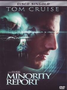 Minority Report di Steven Spielberg - DVD