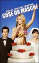 Cover Dvd Cose da maschi