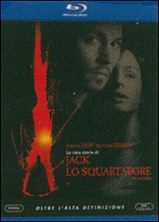 La vera storia di Jack lo squartatore di Albert Hughes,Allen Hughes - Blu-ray