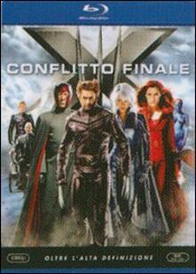 X-Men. Conflitto finale di Brett Ratner - Blu-ray