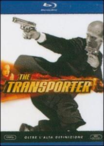 The Transporter di Corey Yuen - Blu-ray