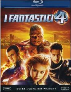 I Fantastici 4 di Tim Story - Blu-ray