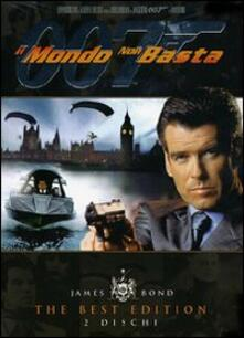 Agente 007. Il mondo non basta<span>.</span> Best Edition di Michael Apted - DVD