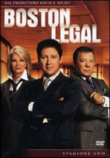Boston Legal. Stagione 1 (6 DVD) - DVD