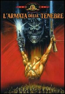 L' armata delle tenebre (DVD) di Sam Raimi - DVD
