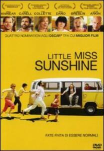 Little Miss Sunshine di Jonathan Dayton,Valerie Faris - DVD