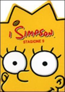 I Simpson. Stagione 9 (testa di Lisa) (4 DVD)<span>.</span> Edizione speciale - Testa di Lisa - DVD