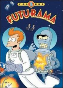 Futurama. Stagione 3 - DVD