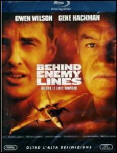 Behind enemy lines. Dietro le linee nemiche di John Moore - Blu-ray
