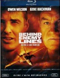 Cover Dvd Behind enemy lines. Dietro le linee nemiche