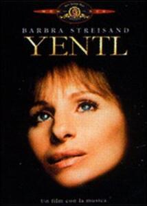Yentl di Barbra Streisand - DVD
