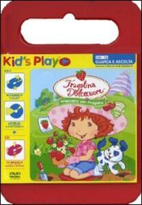 Fragolina Dolcecuore. Primavera per Fragolina<span>.</span> Kid's Play - DVD