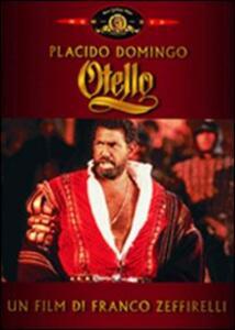 Otello di Franco Zeffirelli - DVD
