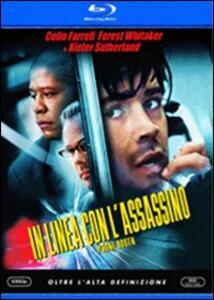 In linea con l'assassino di Joel Schumacher - Blu-ray
