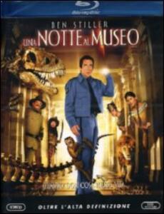 Una notte al museo di Shawn Levy - Blu-ray