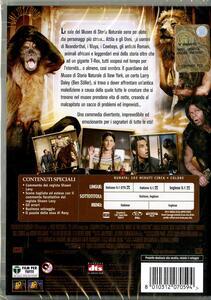 Una notte al museo di Shawn Levy - DVD - 2