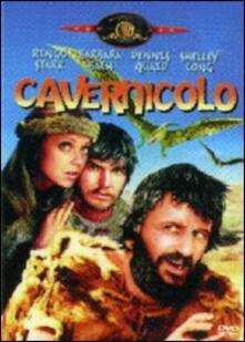 Il cavernicolo di Carl Gottlieb - DVD