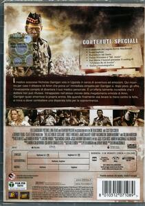 L' ultimo re di Scozia di Kevin Macdonald - DVD - 2