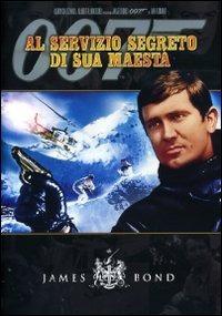 Cover Dvd Agente 007. Al servizio segreto di Sua Maestà