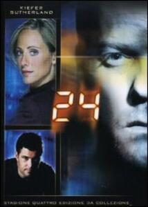 24. Stagione 4 (7 DVD) - DVD