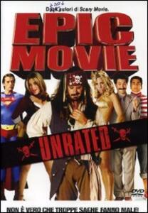 Epic Movie di Jason Friedberg,Aaron Seltzer - DVD