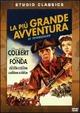 Cover Dvd DVD La più grande avventura
