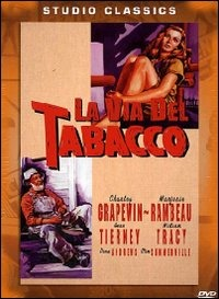 Locandina La via del tabacco