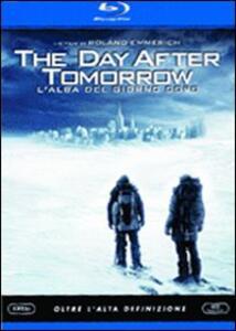The Day After Tomorrow. L'alba del giorno dopo di Roland Emmerich - Blu-ray
