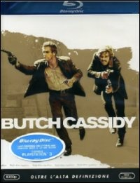Cover Dvd Butch Cassidy