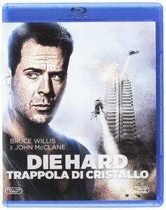 Die Hard. Trappola di cristallo di John McTiernan - Blu-ray