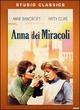 Cover Dvd DVD Anna dei miracoli - Al di là del silenzio