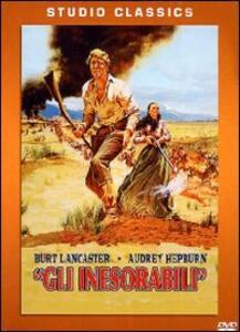 Gli inesorabili di John Huston - DVD